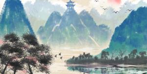 插画-中国风