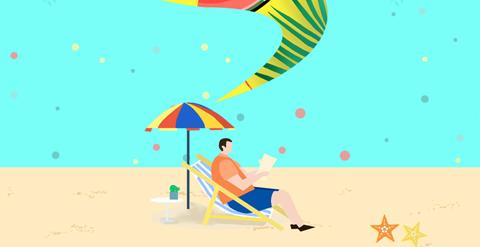 夏日-夏日背景