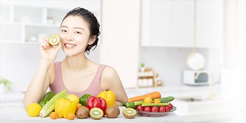 水果·水果海报背景