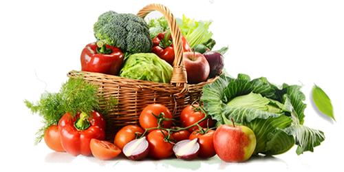 元素·蔬菜实物摄影